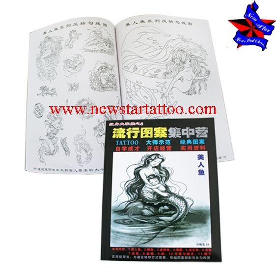 Fashion Tattoo Manuscrip Tattoo Magazine