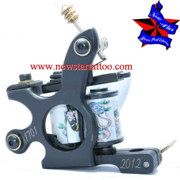 Professional Excellent Handmade Tattoo Machine