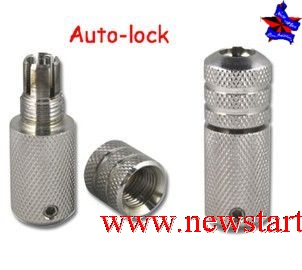 Stainless Steel New Tattoo Locked Grip