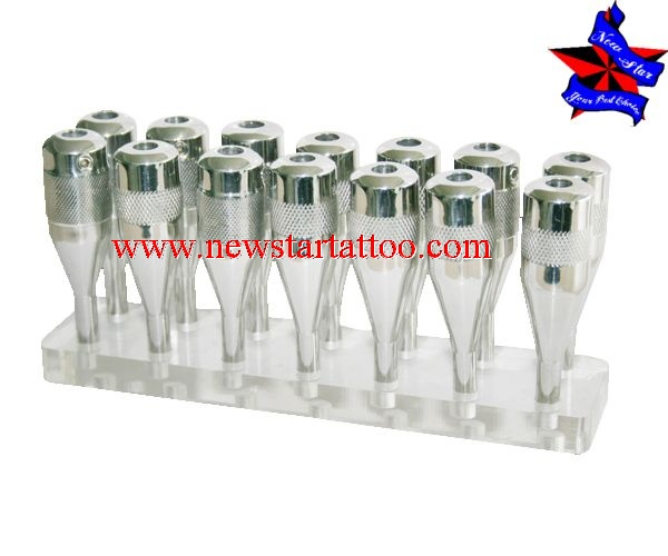 stainless steel tattoo tube holder