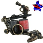 Pure Copper Handmade Tattoo Machine
