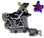 Cast tattoo machines