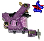 Cast tattoo machine