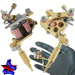 Mini tattoo machine