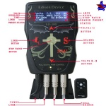 Full Digital Control Tattoo Power Pupply ED-380
