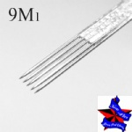 Pre-made Sterile Tattoo Needles Weaved magnum needle