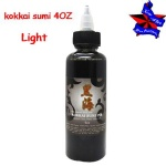 Kokkai Sumi Tattoo Ink 4OZ