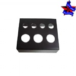 iron tattoo ink cup holder black