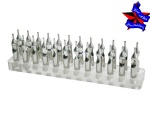 stainless steel tattoo tip holder