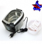 Professional Plastic Tattoo Ultrasonic Cleaner 750ml
